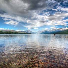 Spencer McDonald - Lake McDonald