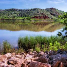 Lake Meredith by Joan Carroll