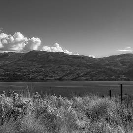 Allan Van Gasbeck - Lake Okanagan and Sage