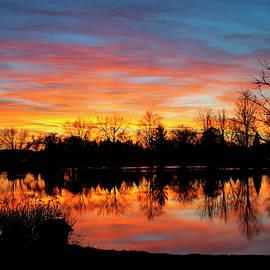Lake Shangrila by Jill Love Photo Art