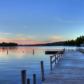 Joann Vitali - Lake Sunapee - Newbury Harbor