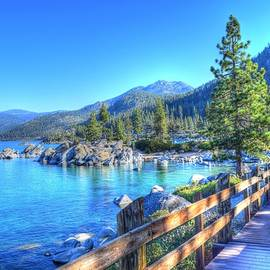 Randy Dyer - Lake Tahoe Boardwalk