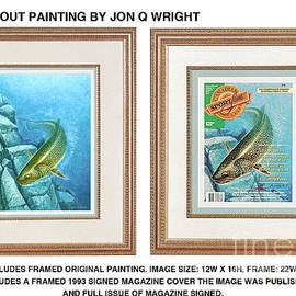 Lake Trout Original by JQ Licensing