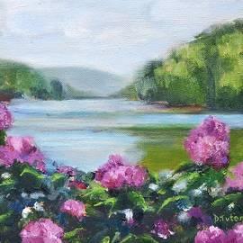 Donna Tuten - Lakeside Blooms