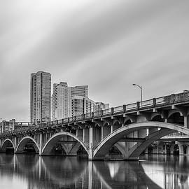 Lamar Bridge In Austin, Texas by Todd Aaron