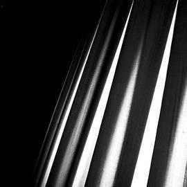 Lamp Rays 1 by Alida M Haslett