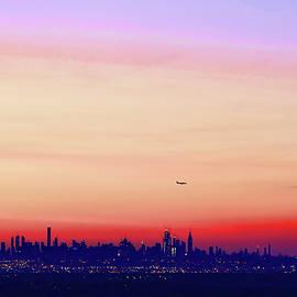 Allen Beatty - Landing At Sunrise