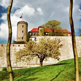 Gabriele Pomykaj - Landmark Sparrenburg Castle