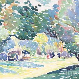 Landscape, 1904 - Henri-Edmond Cross