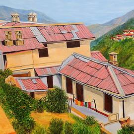 Ajay Harit - Dwellings in Nainital