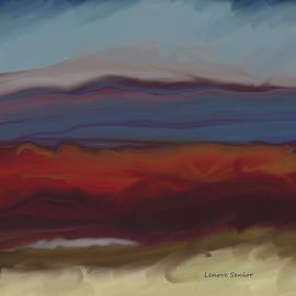 Lenore Senior - Landscape in Abstract