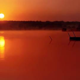 Brian Wallace - Langford Bay Sunrise
