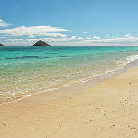 Lanikai Beach 4 - Oahu Hawaii by Brian Harig