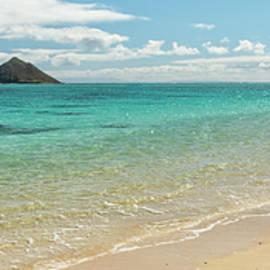 Brian Harig - Lanikai Beach 4 Pano - Oahu Hawaii