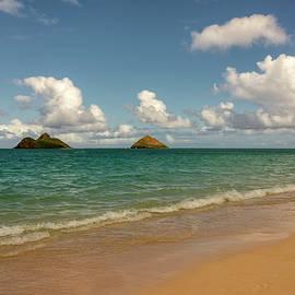 Lanikai Beach 5 - Oahu Hawaii by Brian Harig