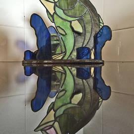 Largemouth Bass by Donald Paczynski