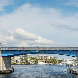 Les Palenik - Las Olas Draw Bridge over the Intracoastal Waterway