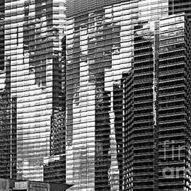 Christian Hallweger - Las Vegas reflected