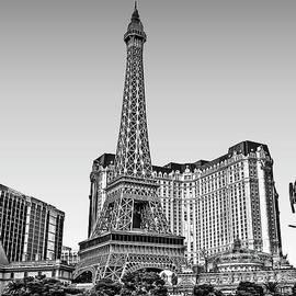 Las Vegas Skyline by Walt Foegelle