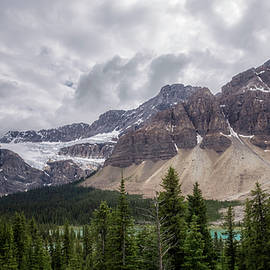 Joan Carroll - Last Stop on Icefields Parkway Banff Canada