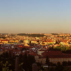 C H Apperson - Late Afternoon Prague Panorama