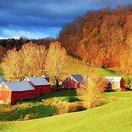 James Kirkikis - Late Autumn on the Farm