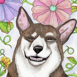 Julie McDoniel - Laughing dog