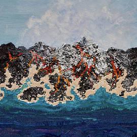 Patricia Beebe - Lava Flow