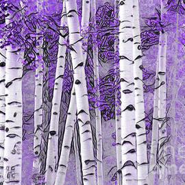 John Stephens - Lavender Aspen Delight