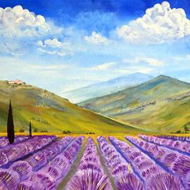 Deepa Sahoo - Lavender Galore