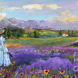 Jennifer Beaudet - Lavender Splendor