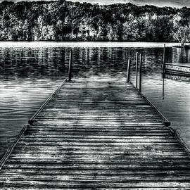 Roger Passman - Le-Aqua-Na Boat Dock October Morning