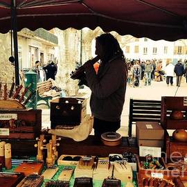 France  Art - The Marketplace