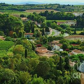 Le Pays De Occitainie by Poet's Eye