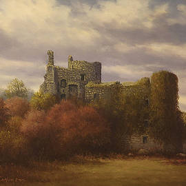 Lea Castle by Sean Conlon