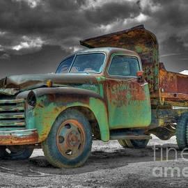 Leadville Coal Company by Tony Baca