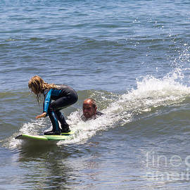 Learning to surf by Shawn Jeffries