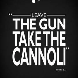 Leave The Gun Take The Cannoli - Mark Rogan