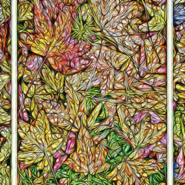 Leaves Of Sycamore Dreaming by Joel Bruce Wallach