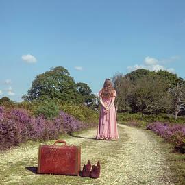 Joana Kruse - leaving my luggage behind