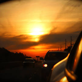 Cynthia Guinn - Leaving Sunset Behind