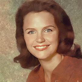 Mary Bassett - Lee Remick, Movie Legend