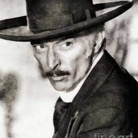 Lee Van Cleef, Actor - John Springfield