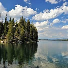 Heidi Fickinger - Leigh Lake Loveliness