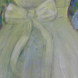 Lemon Chiffon Dress by Robin Maria Pedrero
