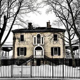 Lemon Hill Mansion - Philadelphia by Bill Cannon