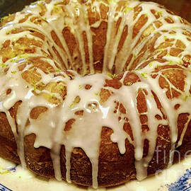 Lemon Zest Bundt Cake by Laura Birr Brown