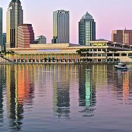 Skyline Photos of America - Lengthy Tampa Bay