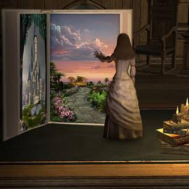 David Griffith - Let your imagination . . .