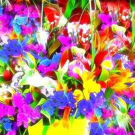 Les Jolies Fleurs by Jack Torcello